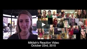 Reaction video,